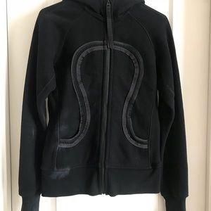 Lululemon black special edition hoodie